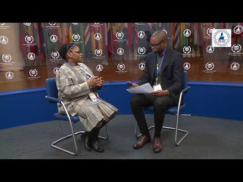 Ms Thandi Modise at the 137th Inter-Parliamentary Union Assembly: Part 2