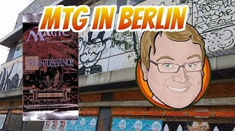 Buying Magic: The Gathering Cards in Berlin, Germany - Der Andere Spieleladen