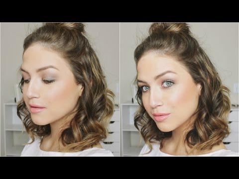 Bronzed Peach - Summer Makeup Tutorial | LoveShelbey