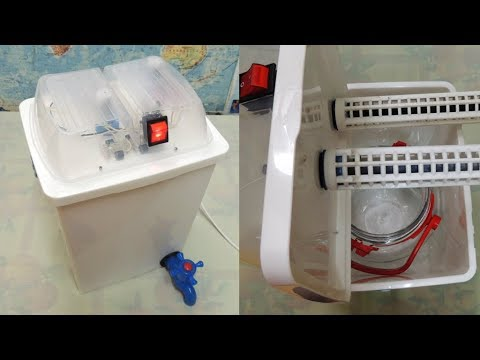 ЖИВАЯ и МЕРТВАЯ 💧 вода. Самодельный электроактиватор 💥 с ГРАФИТОВЫМИ СТЕРЖНЯМИ без мембран.