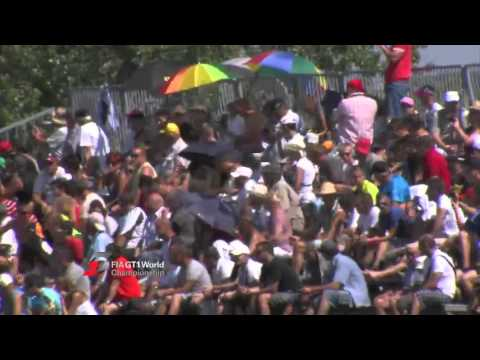 GT1 - Slovakia Championship Event Highlights 19-08-12