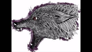 wolf drawing cool