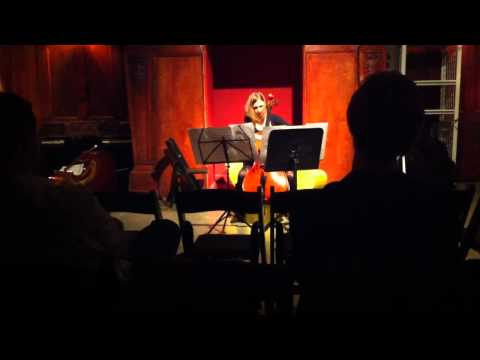 Mariel Roberts, cello - (excerpt) Sean Friar- Teaser