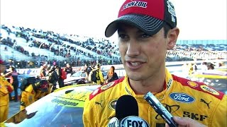 Joey Logano Finishes Outside of Top 10 at Loudon - 2016 NASCAR Sprint Cup