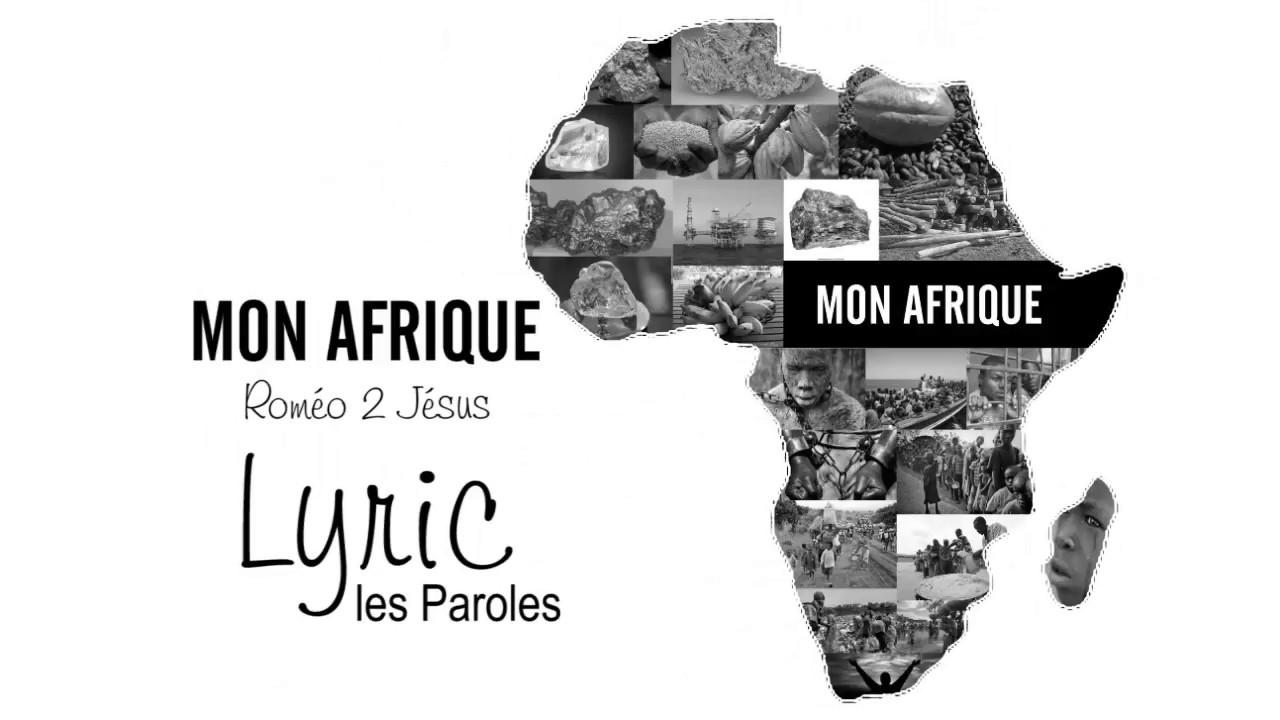 Download Mon Afrique Officiel Lyric