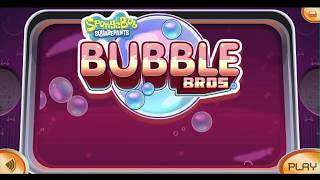 SpongeBob Bubble Bros - Full Game thumbnail