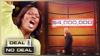 $4 MILLION On Premiere Week! 💸| Deal or No Deal US | Season 2 Episode 2 | Full Episodes