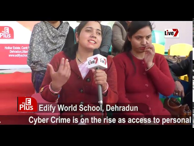 Awareness for Cyber Crimes
