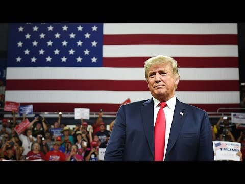 Watch Live: President Trump Speaks At Campaign Rally In Minnesota