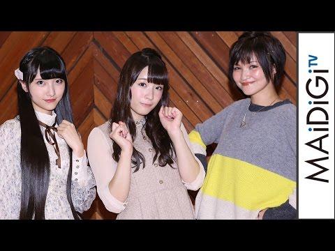【独占】「ナースウィッチ小麦ちゃんR」フレッシュな声優陣が意気込み語る! #Nurse Witch Komugi-chan R #Japanese Anime
