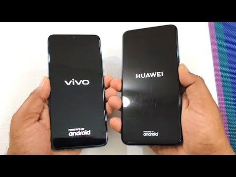 Vivo S1 vs Huawei Y9 Prime SpeedTest Camera Test