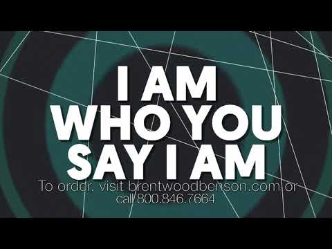 Who You Say I Am (Lyric Video) | Worship Together Kids