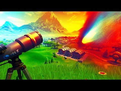 LEAKED: THE COMET IS ACTUALLY HITTING DUSTY DEPOT!