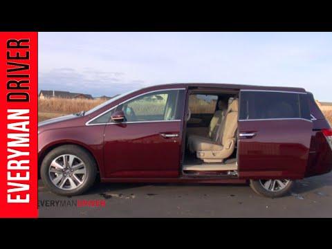 Watch This: 2014 Honda Odyssey on Everyman Driver