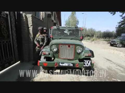 Jaish commander Umer Khalid killed in Kashmir encounter