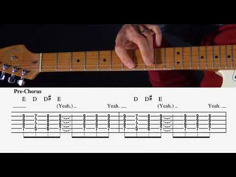 Mony Mony Guitar Lesson Chords Youtube