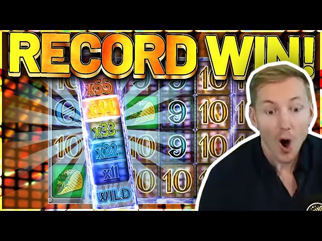 RECORD WIN! Danger High Voltage Big win - HUGE WIN on Casino slots from Casinodaddy LIVE STREAM