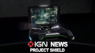 IGN News - Nvidia's Gaming Handheld Announced