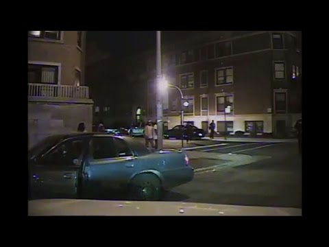 Chicago police release video of fatal shooting of black suspect