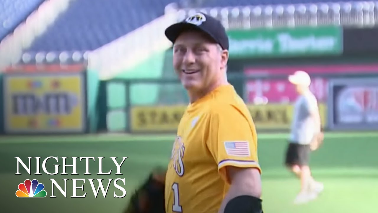 congressional-baseball-game-returns-one-year-after-shooting-nbc-nightly-news
