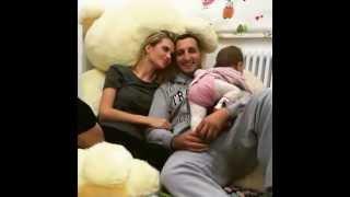 Звезда «Универа» Арарат Кещян поделился первым семейным фото