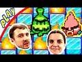 БолтушкА и ПРоХоДиМеЦ Собрали Все ФРУКТЫ для Мороженого 92 Игра для Детей Плохое Мороженое 3 mp3