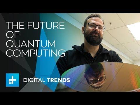 Innovators: The future of Quantum Computing