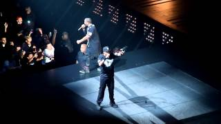 "Jay Z & Kanye West - ""Otis"" & ""Welcome to the Jungle"" - Live in Chicago  -  12/1/2011."