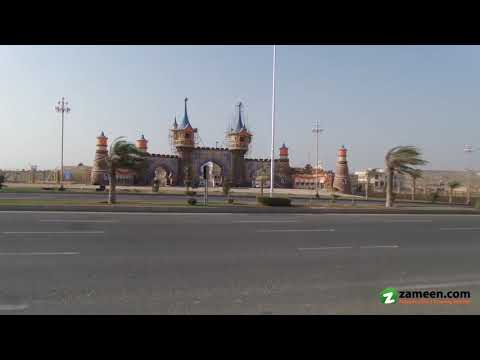 RESIDENTIAL PLOT FILE IS AVAILABLE FOR SALE IN BAHRIA TOWN KARACHI