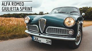 Alfa Romeo Giulietta Sprint With An Identity Crisis | Loving Giulia | Roger Leyens