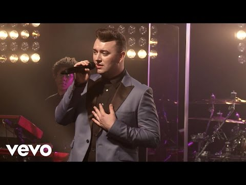 Sam Smith - I'm Not The Only One  Honda Stage at the iHeartRadio Theater