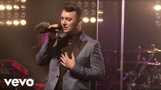 Смотреть клип Sam Smith - Im Not The Only One