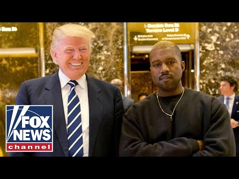Bill Cunningham - Trump Praises Kanye & Kim Kardashian Prior To Lunch Meeting