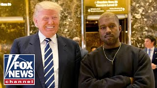 Trump details agenda for Kanye meeting in \'Fox & Friends\' interview