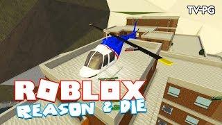 WE ESCAPE!!! | Roblox Reason 2 Die