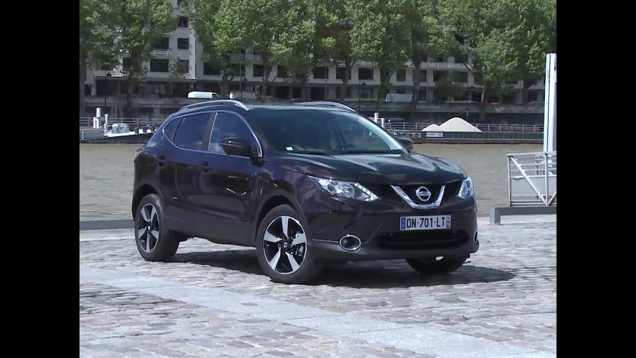 essai nissan qashqai dig t 163 connect edition 2015 youtube. Black Bedroom Furniture Sets. Home Design Ideas
