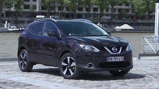 Essai Nissan Qashqai DIG-T 163 Connect Edition 2015