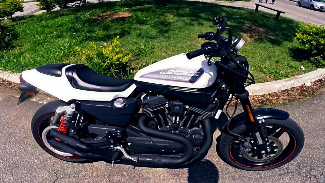 Rodolfinho da Z- Testando Harley-Davidson XR 1200 X - YouTube