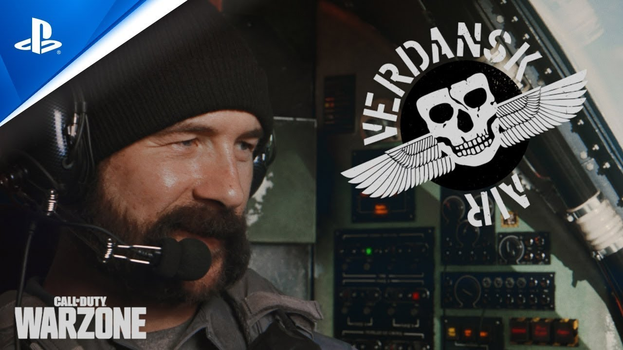 Call of Duty®: Warzone - Verdansk Air Trailer s CZ titulky