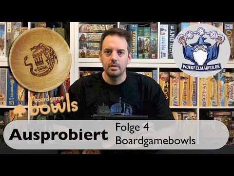 Ausprobiert - Folge 6: Boardgamebowls