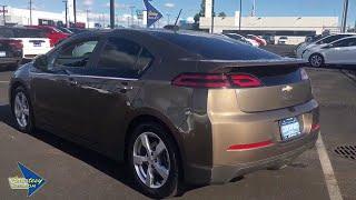 2015 Chevrolet Volt Phoenix, Scottsdale, Avondale, Glendale, Mesa, AZ C2884