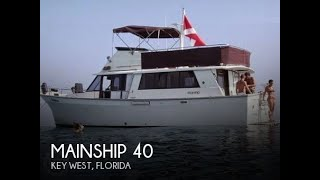 Used 1981 Mainship 40 for sale in Key West, Florida