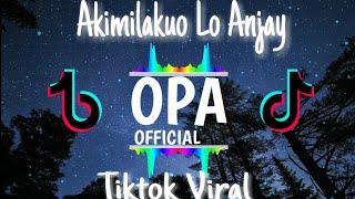 Dj Tiktok Viral 🔊🎧 Akimilakuo Lo Anjay - Remix (Harris Nugraha) Slow Beat