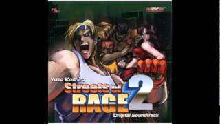 Streets of Rage 2 OST - Never Return Alive