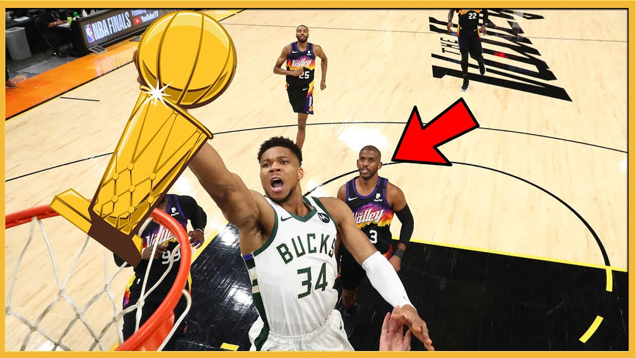 Giannis Is One Win Away From A Title, & Players Don't Like That - Barbershop talk (Episode 107)