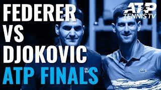 HIGHLIGHTS: Federer defeats Djokovic in London | Nitto ATP Finals 2019