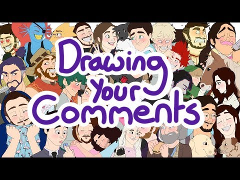 Valentine's Day Couples! - Drawing Your Comments! #3