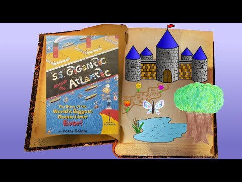 Children's Books Read Aloud: S.S. Gigantic Across the Atlantic by Peter Selgin on Once Upon A Story