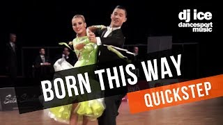 Download QUICKSTEP   Dj Ice - Born This Way (Lady Gaga Cover) MP3 song and Music Video