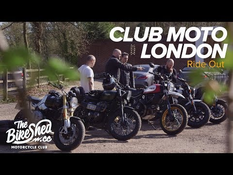 Club Moto London Ride Out